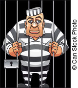 Imprisoned clipart #1