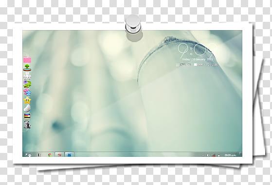 Capture Frames, Windows home desktop display screenshot.