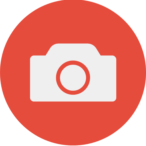 capture device photo play icon.