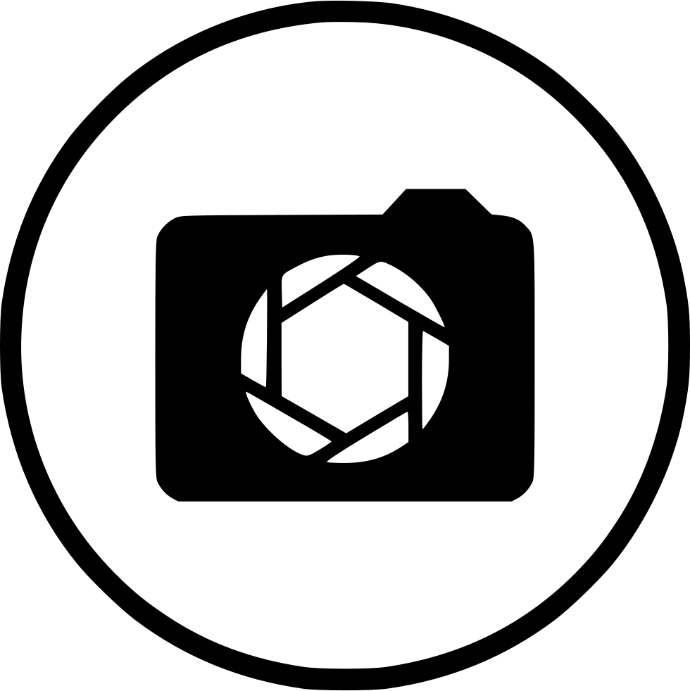 Aperture Camera Capture Focus Svg Png Icon Free Download (#494493.