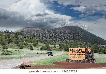 Volcano Mexico Stock Photos, Royalty.