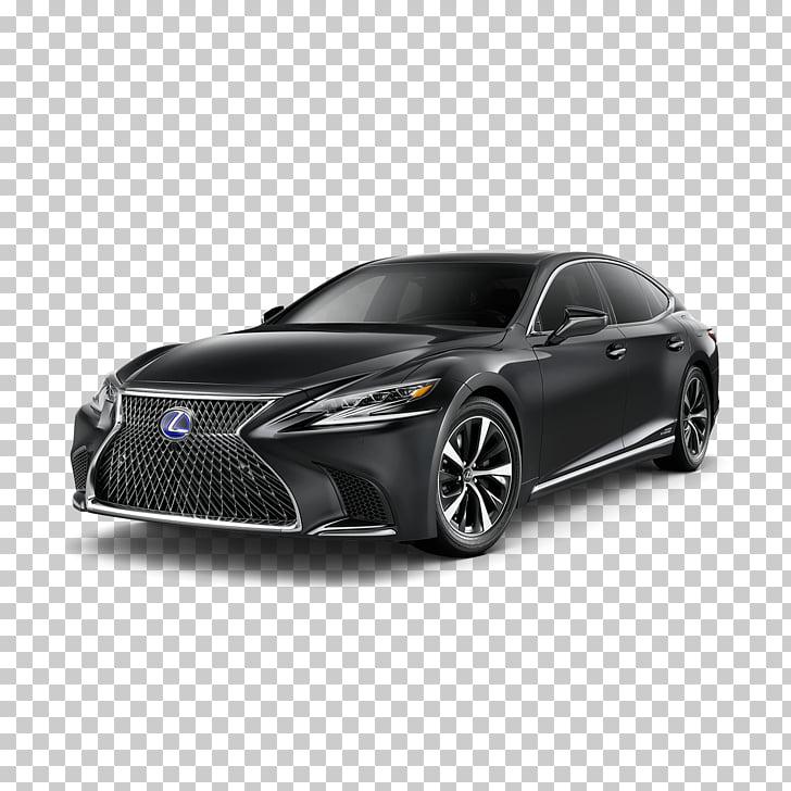 Lexus IS Car 2018 Lexus LS 500, car PNG clipart.