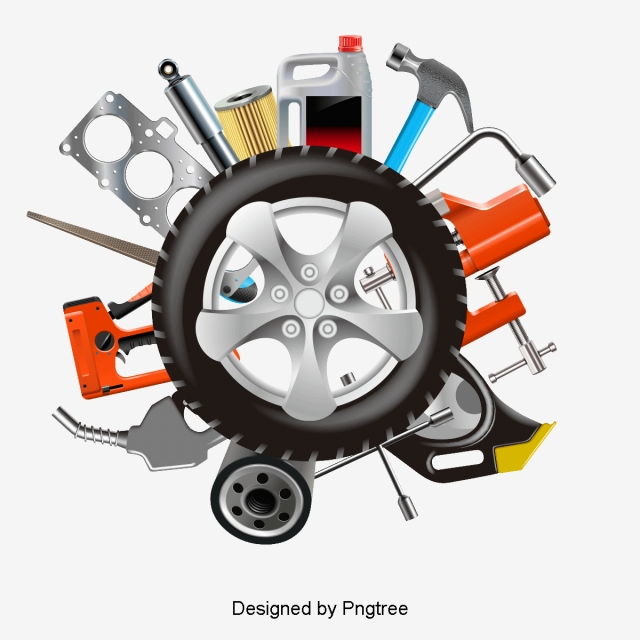 Vector Car Parts, Car Parts, Car Accessories PNG and Vector for Free.