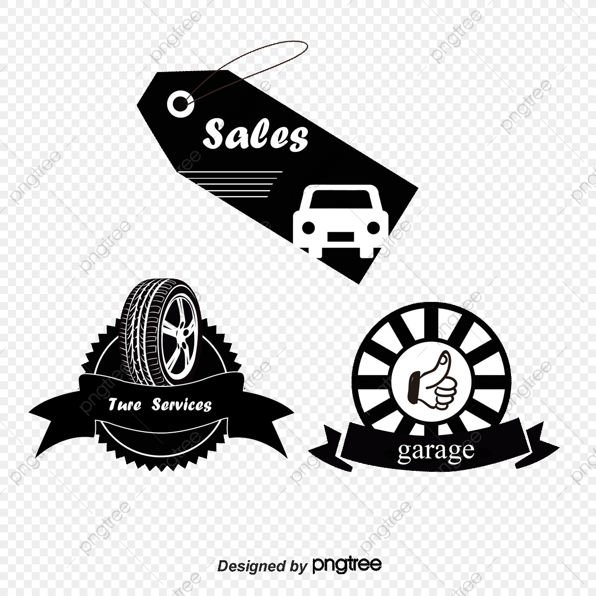 Motor Vehicles And Parts Silhouettes Vector Free Download Car.