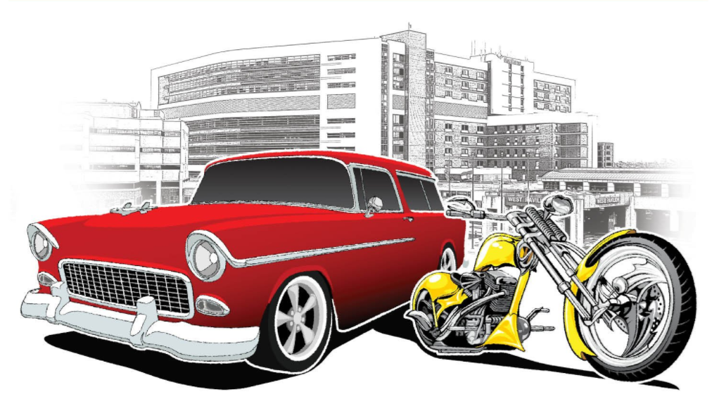 CoxHealth Auxiliary to host car and bike classic.