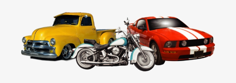 Car, Truck, And Motorcycle Show.