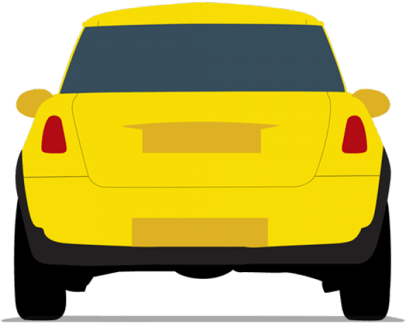 Download Rear Clipart Back Car.