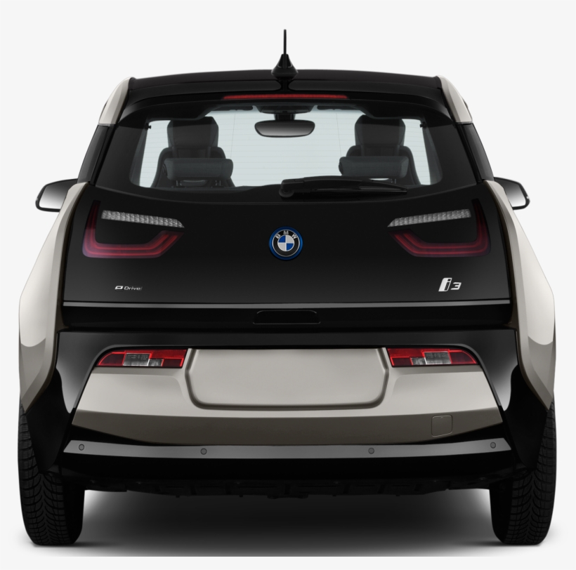 Back View Of Car Png.