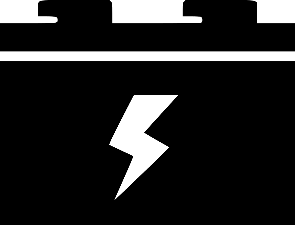 Car Battery Svg Png Icon Free Download (#536534).