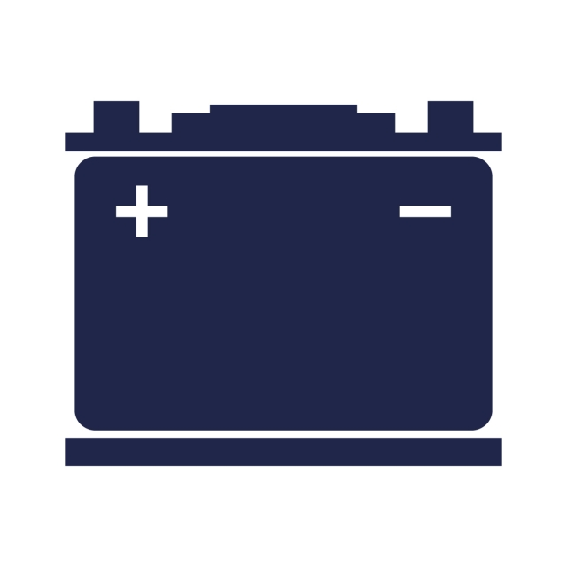 Car Battery Icon, Power, Vector, Art PNG and Vector with Transparent.