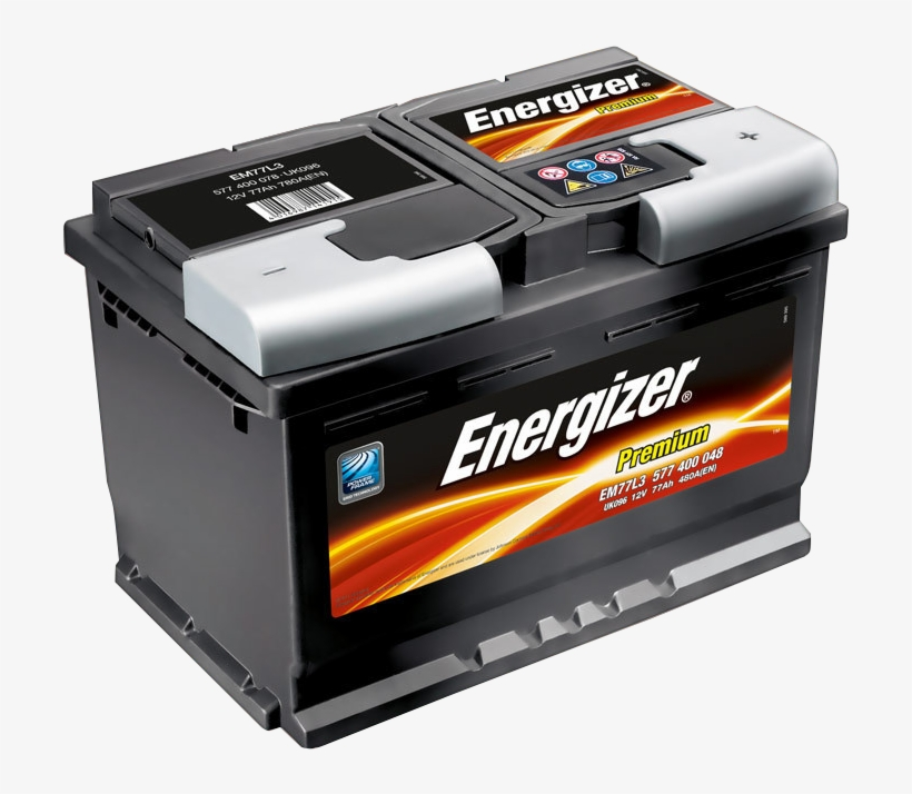 Car Battery Png Image Background.