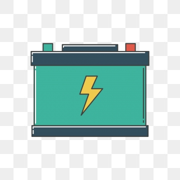 Car Battery PNG Images.