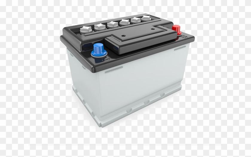 Automotive Battery Png Picture.