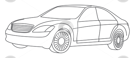 Free Car Clipart Black And White