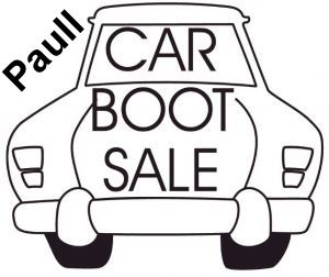 Paull Car Boot Sale.