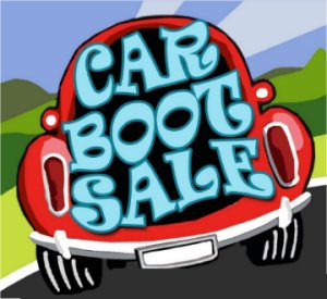 Collections of Cartoon Pictures Of Car Boot Sales.