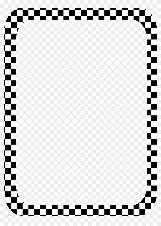 Checkerboard Clipart Checkered Flag.