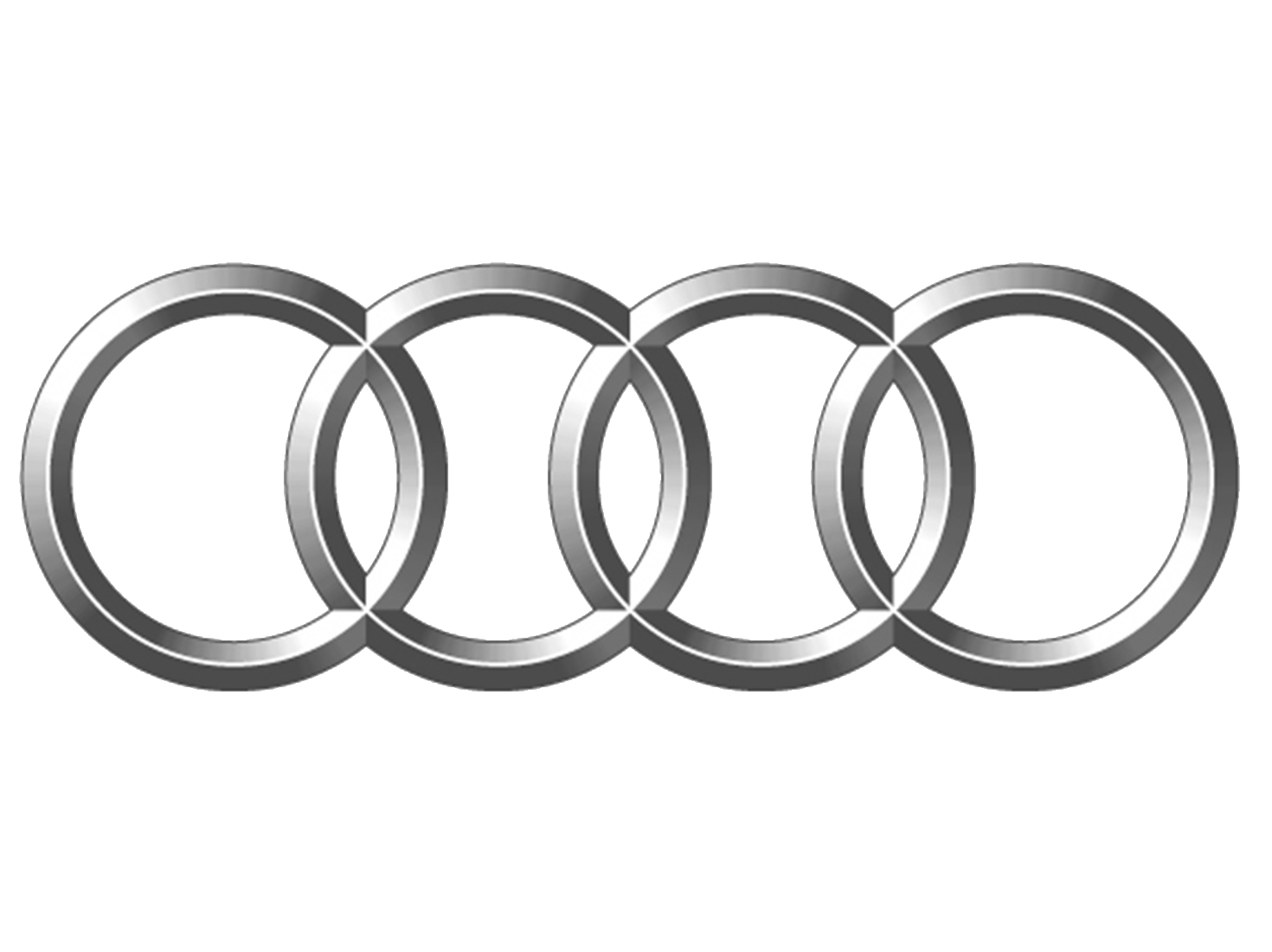 Black audi car clipart.