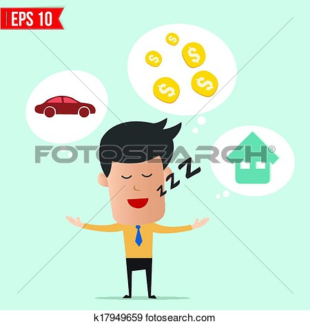 Car Business Money Clipart.