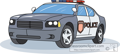 Free Police Car Clip Art Pictures.