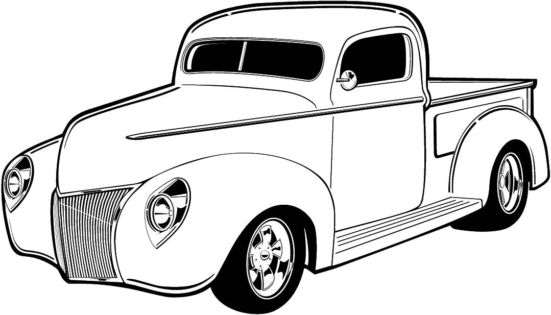 Old car car clipart.