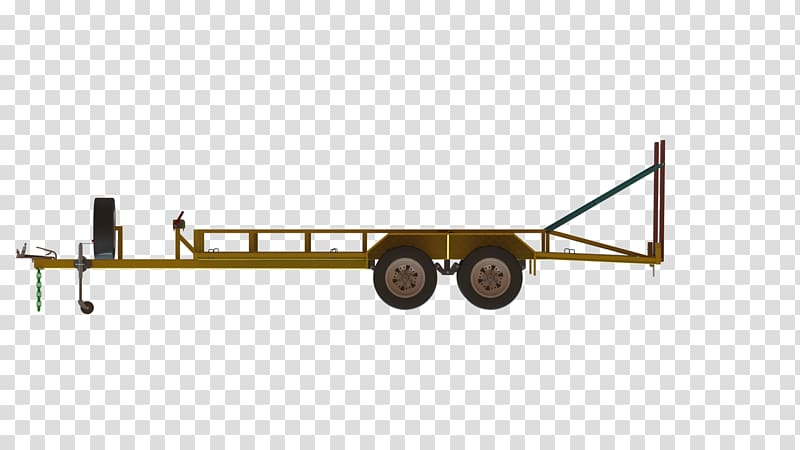 Car carrier trailer Truck Bicycle Trailers, car transparent.