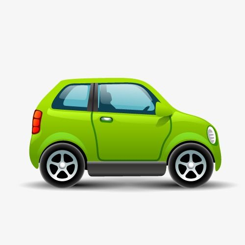 Vector Cartoon Car, Cartoon Clipart, Car Clipart PNG and.