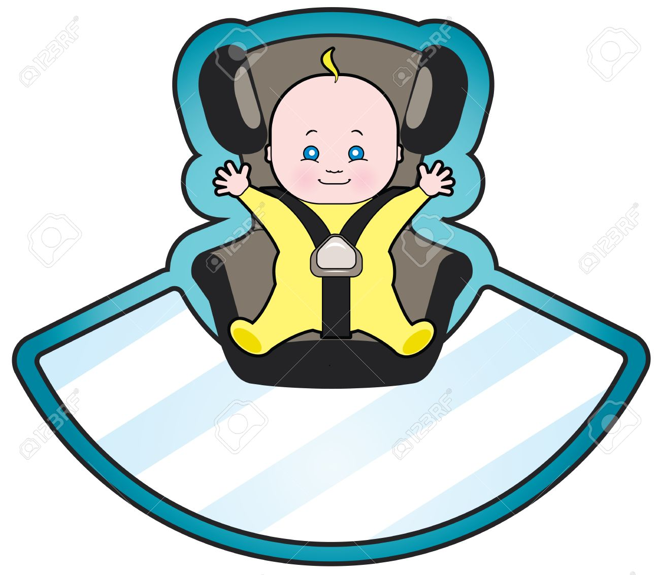 Showing post & media for Cartoon baby carseat.