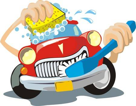 2,485 Car Cleaning Stock Illustrations, Cliparts And Royalty Free.