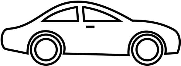 Download HD Free Car Clipart Black And White Free Car Clipart Free.