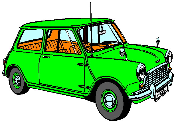 Animated Car Clipart Free.