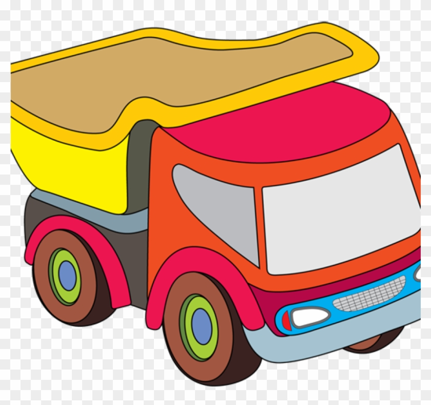 Toy Car Clipart, HD Png Download (#2412554).