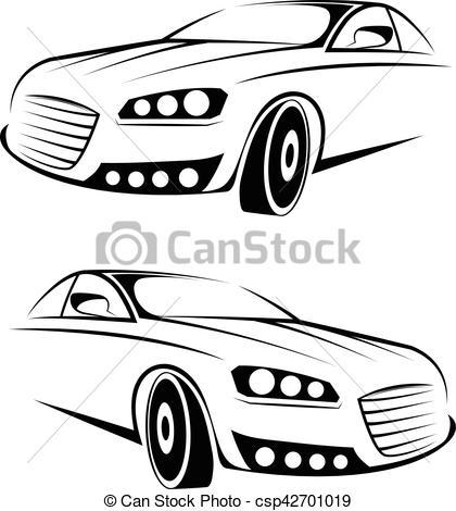 Car Logo Vector Illustration.