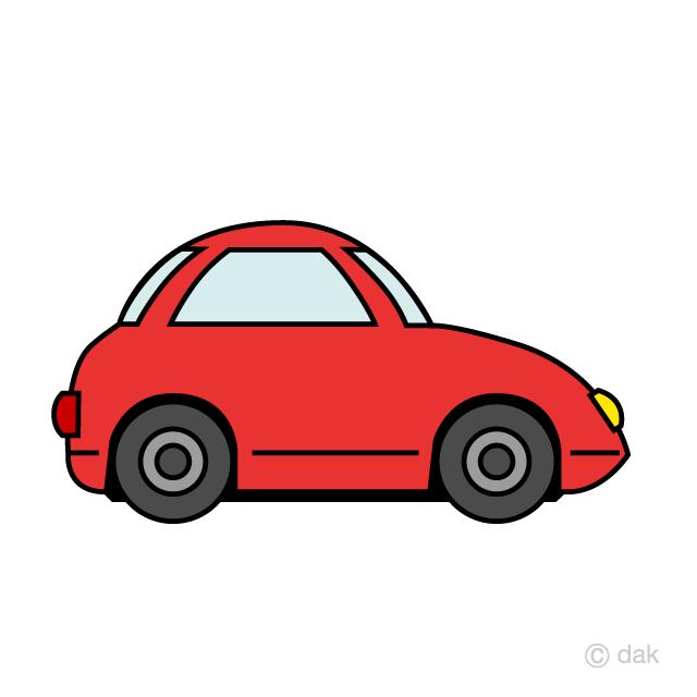 Free Cute Sports Car Clipart Image|Illustoon.