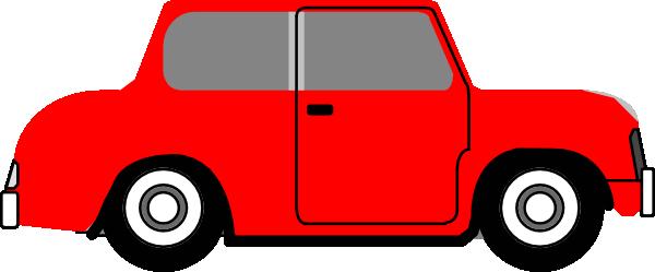 Red Car Clip Art at Clker.com.