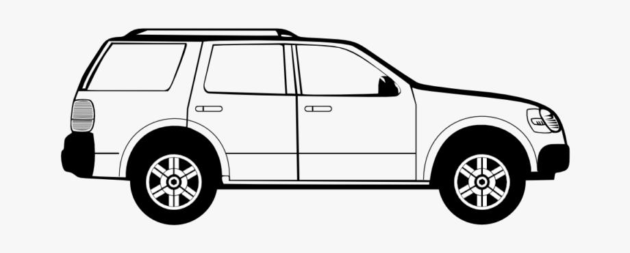 Car Clipart Tavera.
