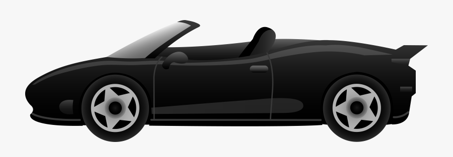 Race Car Clipart Side View.