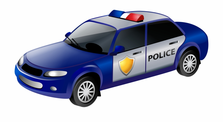 Police Car Clipart Transparent Background Clipartfox.