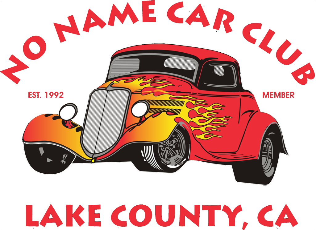 The No Name Car Club of Lake County — Curbside Car Show Calendar.