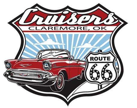 Route 66 Logo Clip Art.