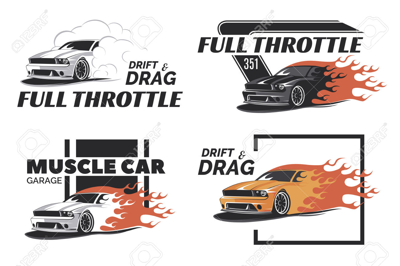 325 Drift Car Stock Vector Illustration And Royalty Free Drift Car.