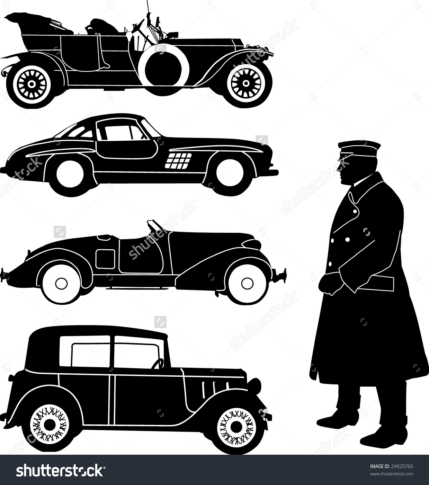Old Car Collection.