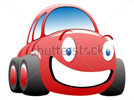 Funny Car Clipart.