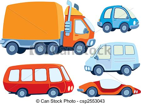 Vectors of Car collection.