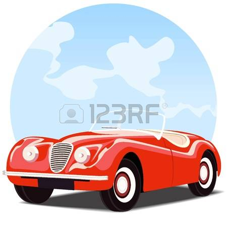 476 Collector S Car Stock Vector Illustration And Royalty Free.