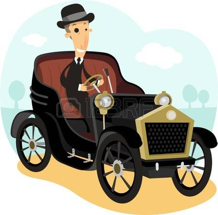 3,302 Antique Car Stock Illustrations, Cliparts And Royalty Free.