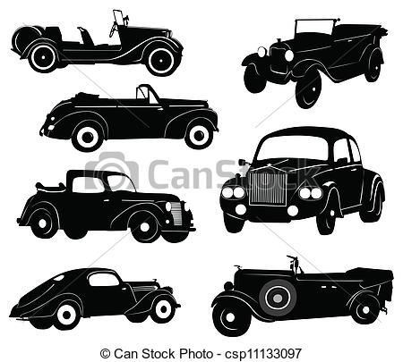 Car collector clipart #8