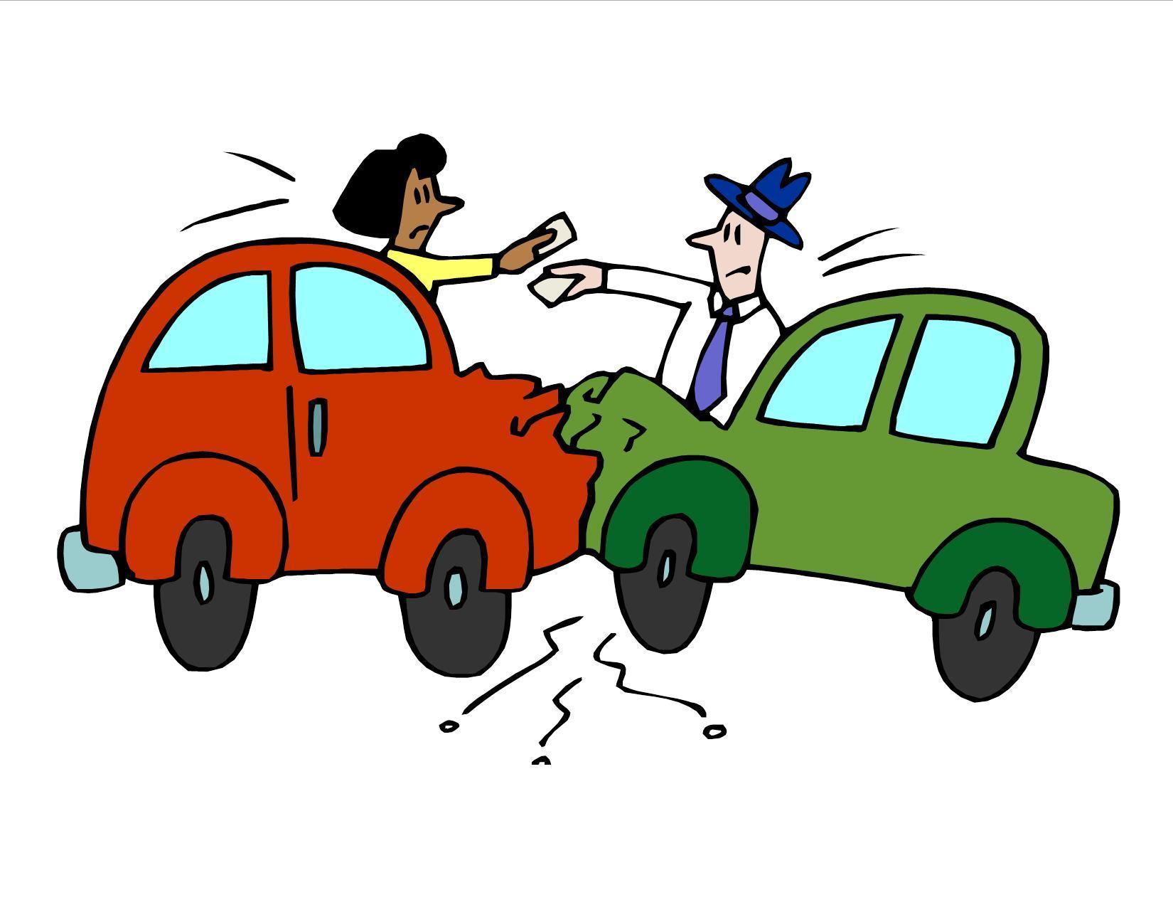 Car accident clipart free 5 » Clipart Portal.