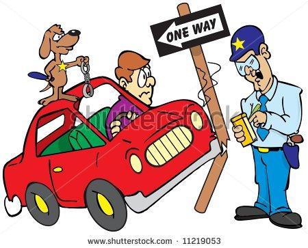 Police Car Crash Clip Art.