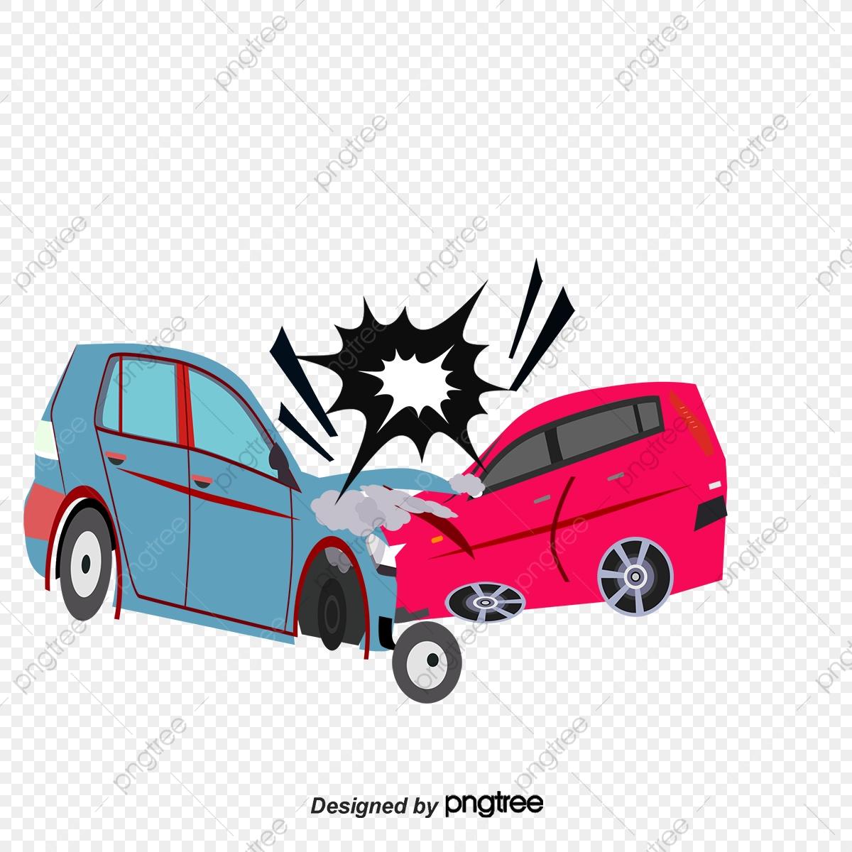 Vector Car Crash, Car Vector, Car Clipart, Car Accident PNG and.
